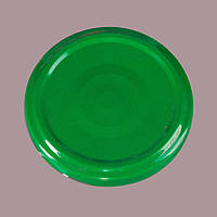 Крышка винтовая То 66 мм зеленая