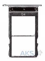 Держатель SIM-карты Meizu MX5 Grey