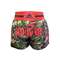 Шорты для тайского бокса Adidas Camouflage (ADISKC01)