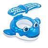 """Детский надувной плотик для плавания Intex 56593 """"Кит"""""""