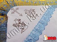 Крестильное полотенце (крыжма) для мальчика Lari