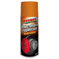 Runway Очиститель тормозов (аэрозоль)400мл RW6121