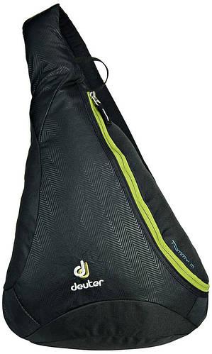 Молодежный рюкзак, на одну лямку DEUTER TOMMY M, 81213 7260 черный