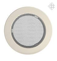 Вентиляционная решетка KRATKI круглая Ø150 кремовая