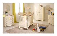Комплект мебели для детской комнаты Baby Expert Perla