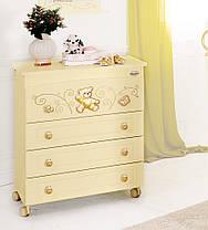 Комплект мебели для детской комнаты Baby Expert Perla, фото 3