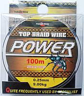 Леска Haizhida Power 100м.  0.25мм  9кг
