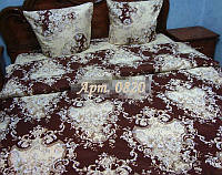 Постельное белье из бязи оптом и в розницу, Абстракция на шоколаде 0820