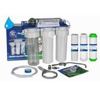 Четырехступенчатая система очистки воды под мойку Aquafilter FP3 HJ К1
