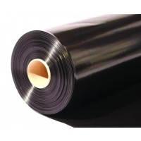 Пленка полиэтиленовая строительная (черная), 80мкм., рукав 1500мм., рулон 100м