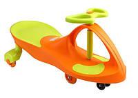 SMART CAR с полиуретановыми колесами