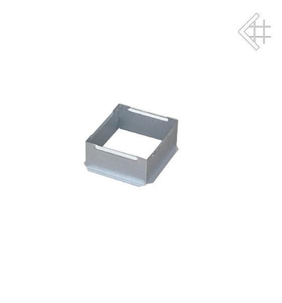 Коробка для вентиляционной каминной решетки KRATKI 11х11 см