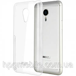 Чехол для Meizu MX5 - HPG Ultrathin TPU 0.3 mm cover case, силиконовый