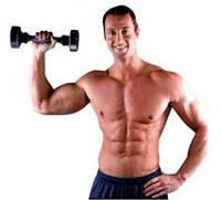 Вибро гантель Shake Weight для мужчин с DVD