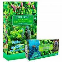 Безхлорное удобрение в хелатной форме Хвойные и вечнозелёные 1000 г