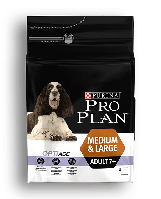 PURINA PRO PLAN MEDIUM LARGE ADULT 7+ 3kg, фото 1