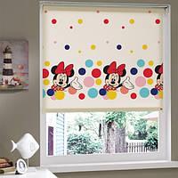 Штора в детскую комнату Tac Minnie Mouse