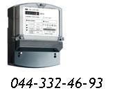 Счетчик НІК 2301 АП1В 5 (100) А,3-ф, электронный однотарифный