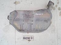 Глушитель, средняя часть для Mazda 6, АКПП, 2.0i, 2004 г.в. L80140100C, L80140100D