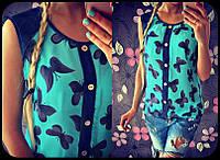 Молодёжная блуза на лето 992