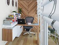 Практический дизайн: удобное рабочее место - советы + схемы