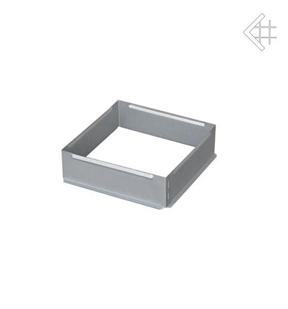 Коробка для вентиляционной каминной решетки KRATKI 17х17 см