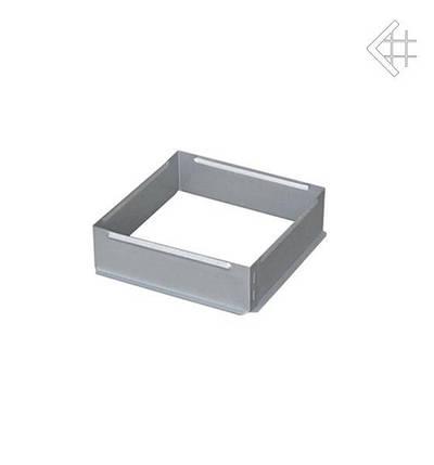 Коробка для вентиляционной каминной решетки KRATKI 17х17 см, фото 2