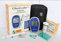 Глюкометр GlucoLeader Enhance - анализатор крови