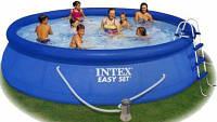 Бассейн  надувной Intex 28120 (56920) Easy Set Pool 305*76см