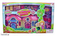 Дом для кукол с мебелью My Sweet Home