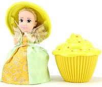 """Кукла серии """"Ароматные капкейки"""" Дженни с ароматом лимона"""