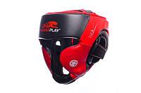 Боксерский шлем PowerPlay Platinum series (3031) Red