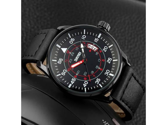 Часы мужские Skmei 9113 Black, фото 2