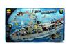 """Детский конструктор """"Военный корабль"""" JUBILUX J5629"""