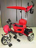 Велосипед 3-х колесный Lexus Trike KR-01A надувные колеса (6 цветов) *тм