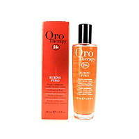 Fanola oro therapy fluid for coloured heir with rubi-Жидкие кристаллы «РУБИН» для окрашенных волос 100 мл.