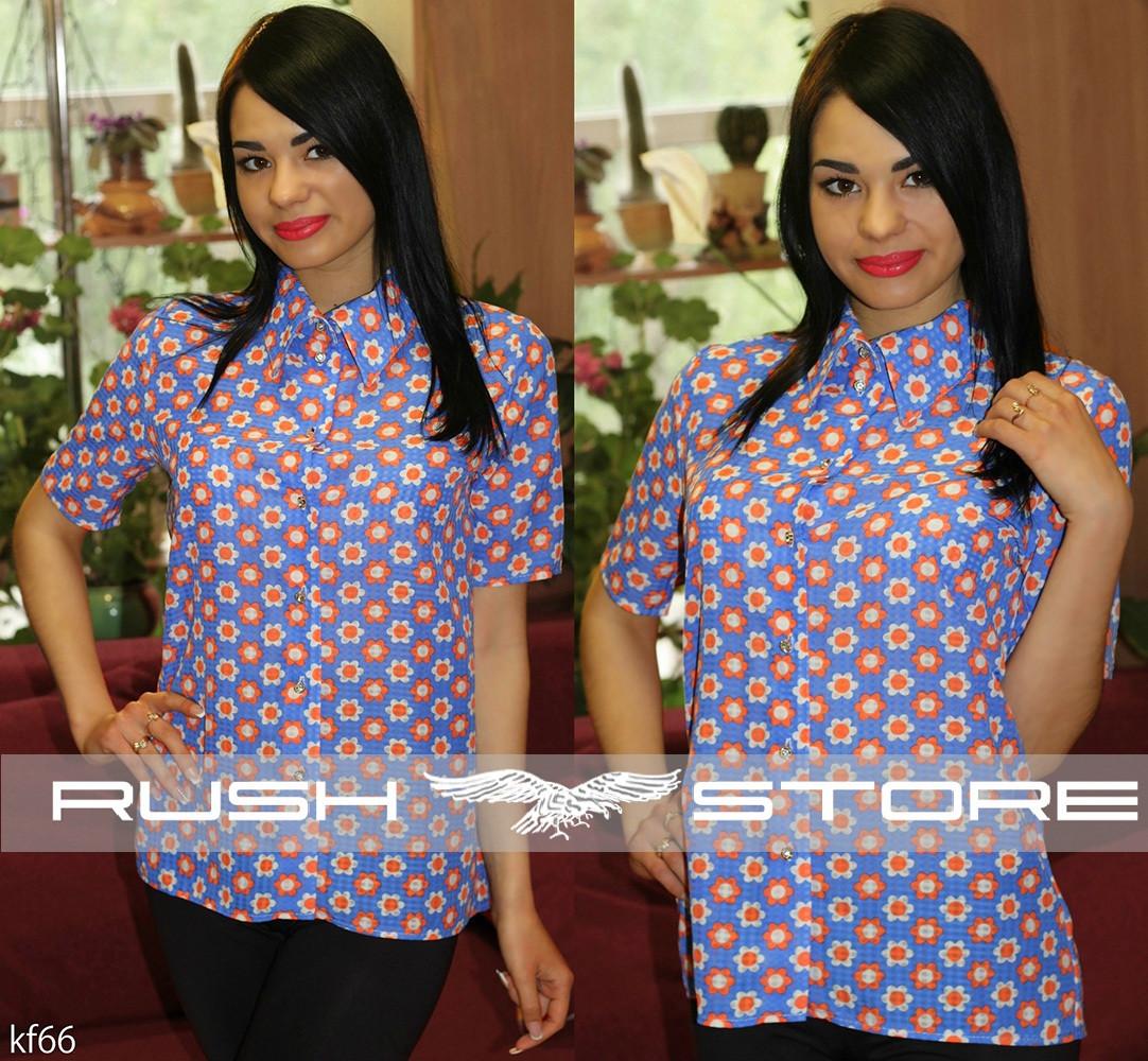 d65144eead4 Женская рубашка из батиста