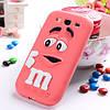 Чехол M&M's для Samsung Galaxy S3 I9300 розовый