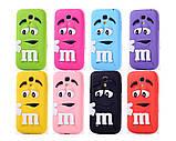Чехол M&M's для Samsung Galaxy S3 I9300 малиновый, фото 4