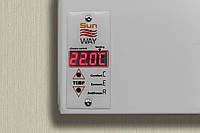 Инфракрасный электрообогреватель SWRE-750 со встроенным терморегулятором