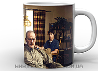 Кружка Breaking Bad family