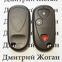 Корпус пульта Acura (Акура)  - 2 кнопки + 1 кнопка