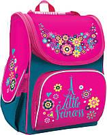 Каркасный ортопедический рюкзак 1 Вересня Princess