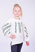 Блуза-туника с украинской вышивкой, фото 1