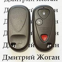 Корпус пульта Honda (Хонда) - 2 кнопки + 1 кнопка