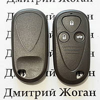 Корпус пульта Honda (Хонда) - 3 кнопки