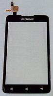 Оригинальный тачскрин / сенсор (сенсорное стекло) для Lenovo A529 (черный цвет) + СКОТЧ В ПОДАРОК