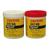 LOCTITE EA 3474 составы с металлическим наполнителем - 2-компонентный эпоксидный состав, износостойкий