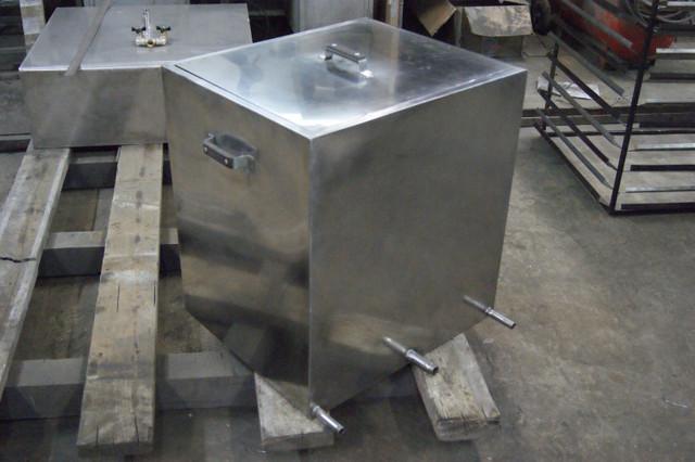 емкости из алюминия АМГ6