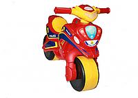 Мотоцикл-каталка музыкальный Байк полиция 0139/56